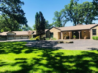 Mc Henry County Single Family Home For Sale: 37 Braeburn Lane