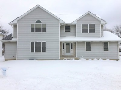 Glendale Heights Single Family Home For Sale: 1673 Bloomingdale Road