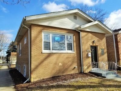 Berwyn Single Family Home For Sale: 3601 Harvey Avenue