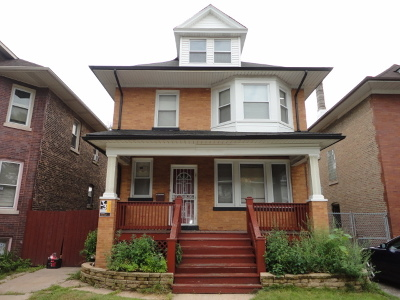 Single Family Home For Sale: 2615 East 74th Place