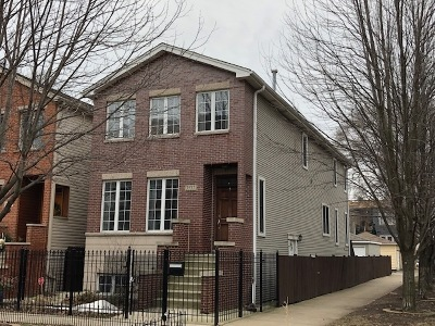 Single Family Home For Sale: 3537 West Palmer Street