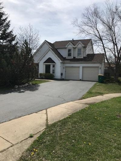 Single Family Home For Sale: 1981 Vernon Circle