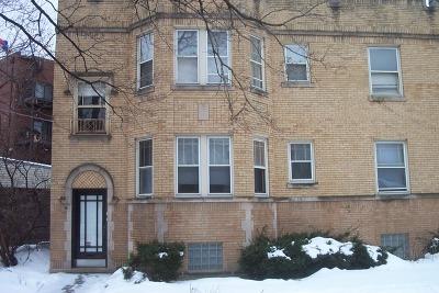 Multi Family Home For Sale: 3726 North Christiana Avenue