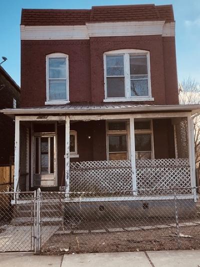 Multi Family Home For Sale: 2823 South Ridgeway Avenue