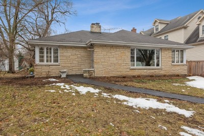 Hinsdale Single Family Home For Sale: 707 North Elm Street