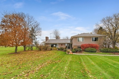Oswego Single Family Home For Sale: 2996 Wolf Road