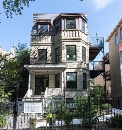 Andersonville Condo/Townhouse For Sale: 1254 West Winnemac Avenue #1N