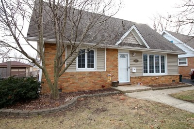 Crestwood Single Family Home For Sale: 13123 West Playfield Drive
