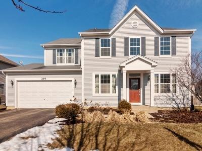 Oswego Single Family Home For Sale: 297 Bluegrass Parkway