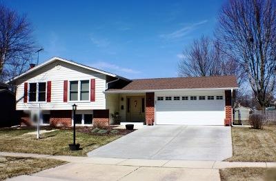 Hoffman Estates Single Family Home For Sale: 940 West Firestone Drive