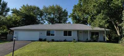 Du Page County Single Family Home Re-Activated: 6s573 Bridlespur Drive