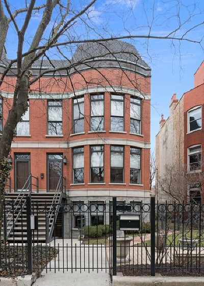 Condo/Townhouse New: 1538 West Jackson Boulevard