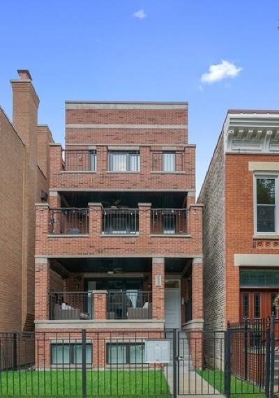 Condo/Townhouse For Sale: 2333 North Southport Avenue #PH