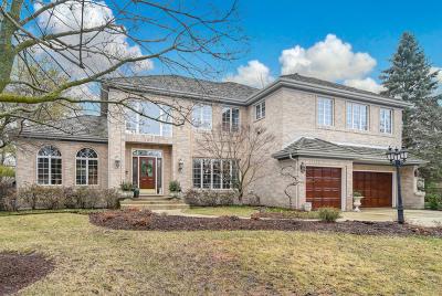 Wheaton Single Family Home Price Change: 277 East Arboretum Circle