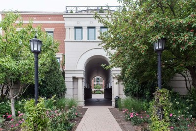 Condo/Townhouse For Sale: 2014 North Lincoln Avenue #E