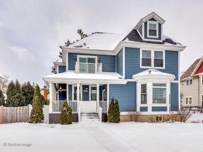 La Grange Park Single Family Home For Sale: 334 North La Grange Road