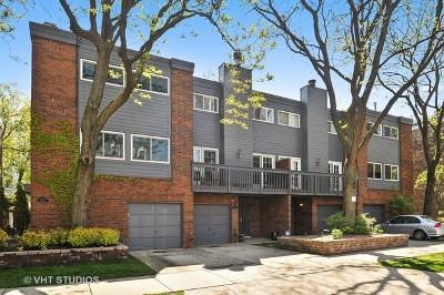Condo/Townhouse For Sale: 2129 North Magnolia Avenue #A