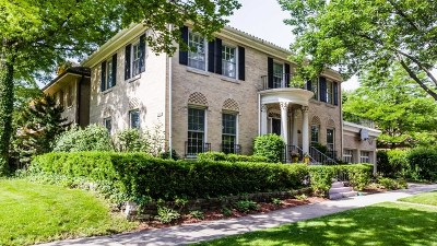 Oak Park Single Family Home For Sale: 1141 North Euclid Avenue