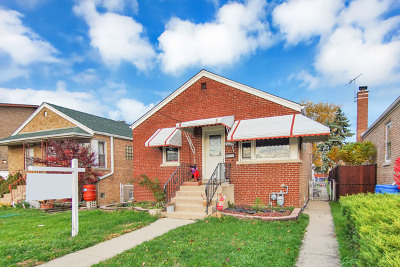 Cicero Single Family Home New: 3227 South 60th Court