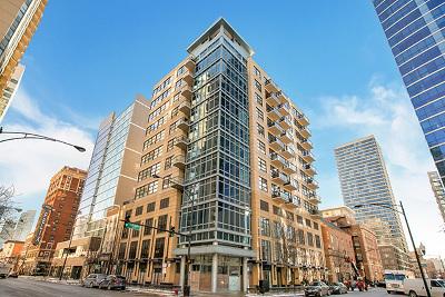 Chicago IL Condo/Townhouse New: $575,000
