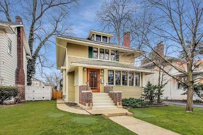 Oak Park Single Family Home For Sale: 842 Euclid Avenue