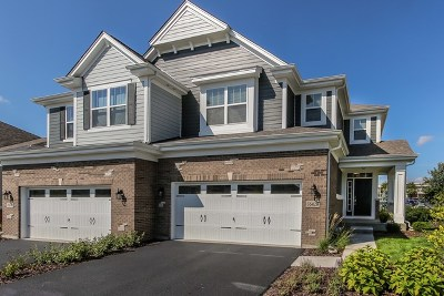 Warrenville Condo/Townhouse For Sale: 3s628 Breme Drive West