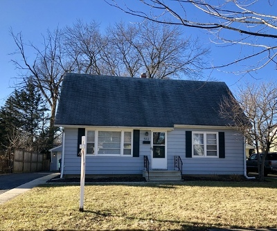 Lombard Single Family Home For Sale: 512 North Craig Place