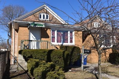 Single Family Home New: 538 Green Bay Road