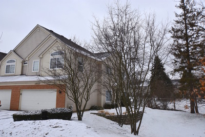 Lombard Condo/Townhouse For Sale: 21w509 Tanager Court