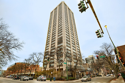 Condo/Townhouse New: 70 West Burton Place #2707