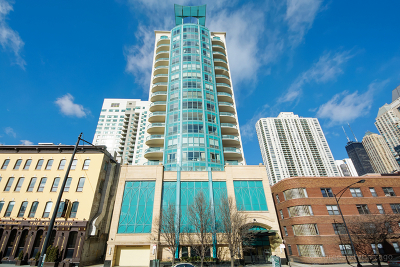 Condo/Townhouse New: 60 West Erie Street #1001
