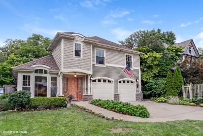 Oak Park Single Family Home For Sale: 719 Linden Avenue