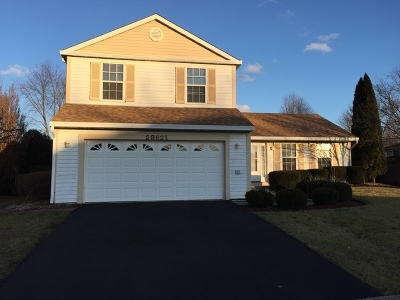 Warrenville Single Family Home Price Change: 2s021 Bristol Lane