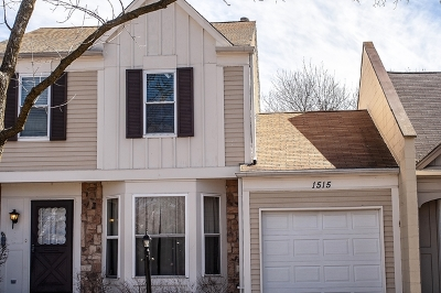 Palatine Condo/Townhouse Re-Activated: 1515 North Gatewood Avenue #1515