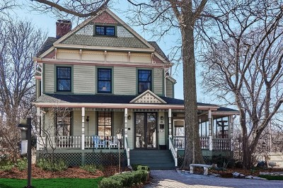 Hinsdale Single Family Home For Sale: 14 South Park Avenue