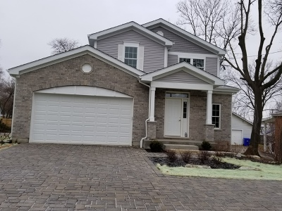 Wheaton  Single Family Home For Sale: 116 North President Street