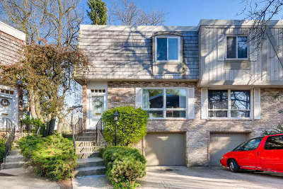 Condo/Townhouse Price Change: 1916 Wilmette Avenue #D