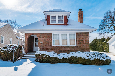Wheaton Single Family Home For Sale: 920 Childs Street
