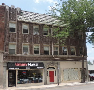 Commercial For Sale: 3920 North Broadway Street