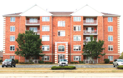 Oak Lawn Condo/Townhouse New: 5500 West 115th Street #402