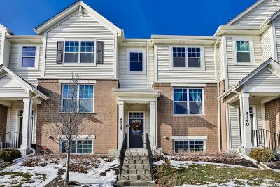 Morton Grove Condo/Townhouse For Sale: 8338 Concord Drive