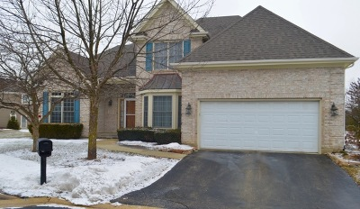 St. Charles Single Family Home For Sale: 4008 Royal And Ancient Drive