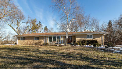 Sleepy Hollow Single Family Home For Sale: 1136 Gail Lane