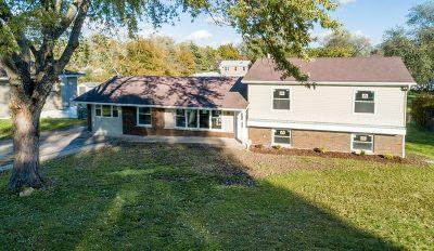 Glen Ellyn Single Family Home Price Change: 2n241 Diane Avenue