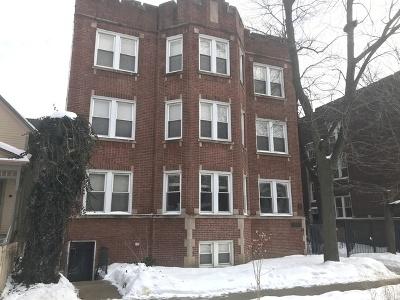 Condo/Townhouse For Sale: 3851 North Kedvale Avenue #C1