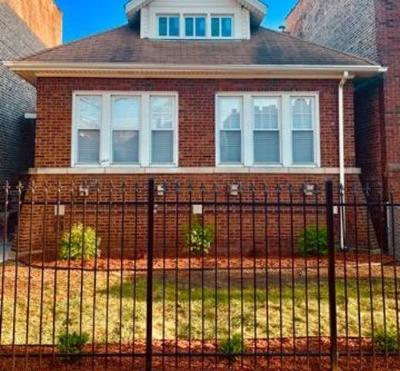 Single Family Home New: 1707 East 84th Street