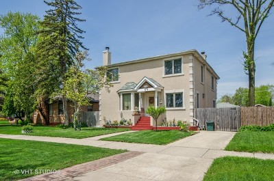 Morton Grove Single Family Home For Sale: 6862 Church Street