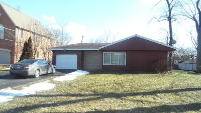 Glenview Single Family Home For Sale: 619 Pfingsten Road