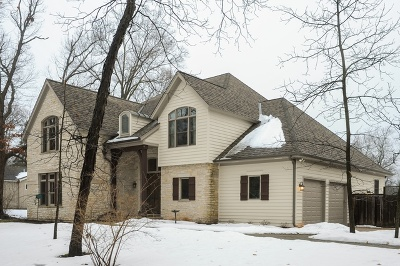Lake Forest Single Family Home For Sale: 26577 North Longwood Road