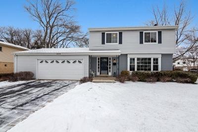 Deerfield Single Family Home For Sale: 203 Pine Street